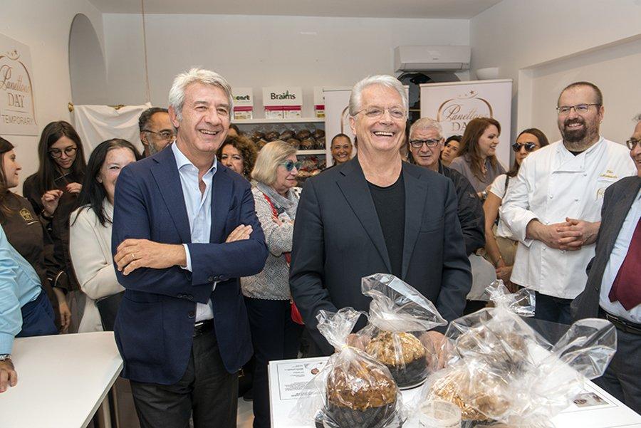 Panettone Day 2018 Iginio Massari