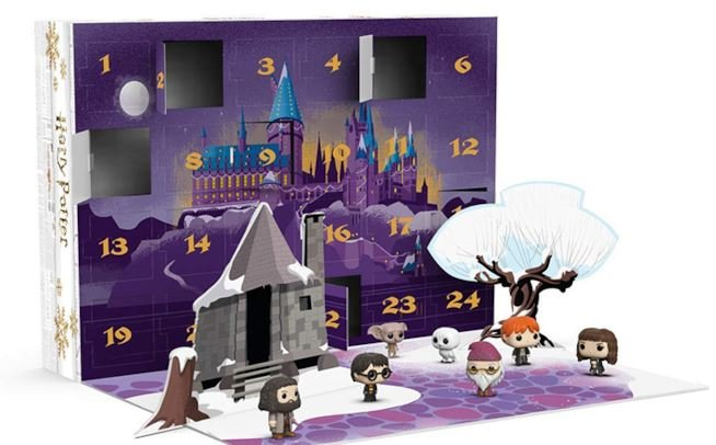 funko harry potter calendario avvento