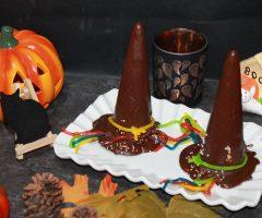 ricetta dolci cappelli della strega