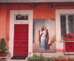 Gravellona Lomellina paese dell'arte dipinta sui muri