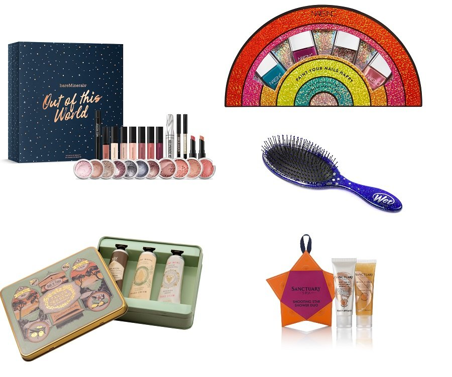 qvc idee regalo natale 2018 make up