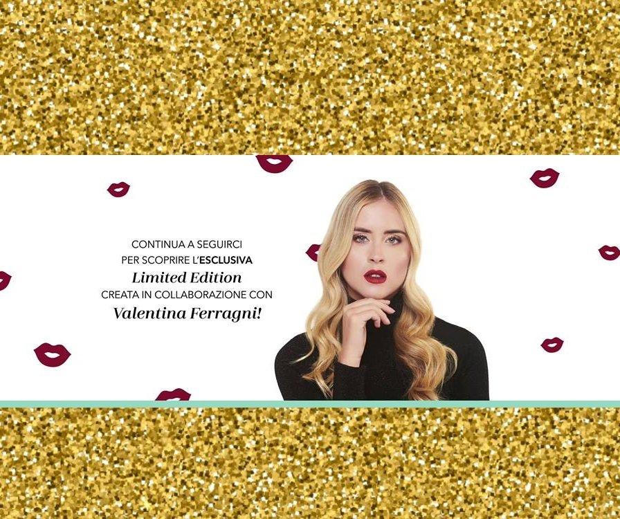 rossetti valentina ferragni kiss kit prezzo