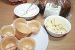 Ricetta bicchierini alla crema di panettone
