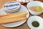 Ricetta velocissima tartufi Philadelphia e pistacchi