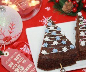 ricetta velocissima abeti di Natale