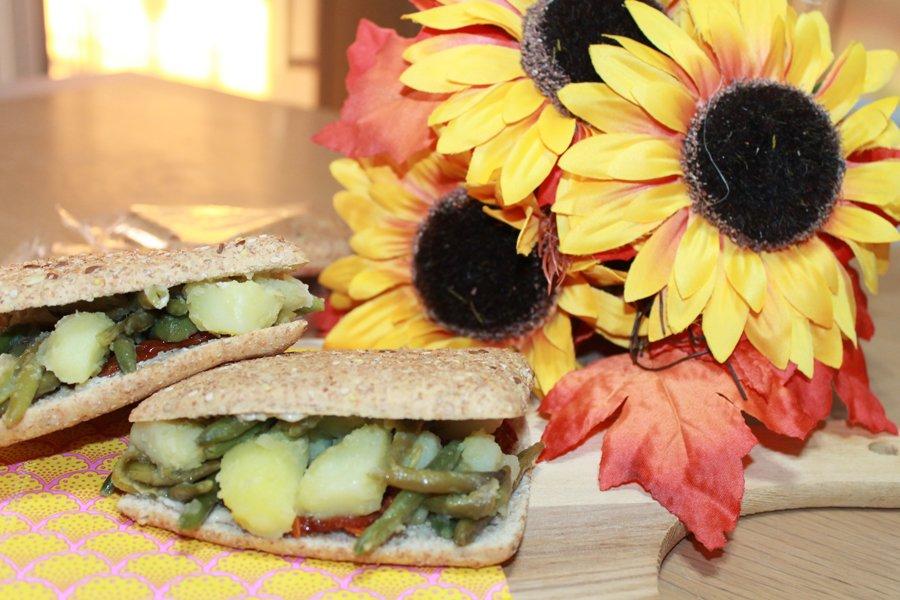 ricetta schiacciatine vegetariane da picnic