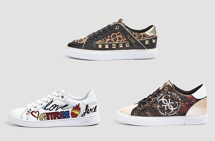 sneakers guess prezzi