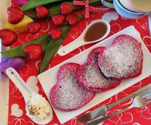 Ricetta colazione romantica