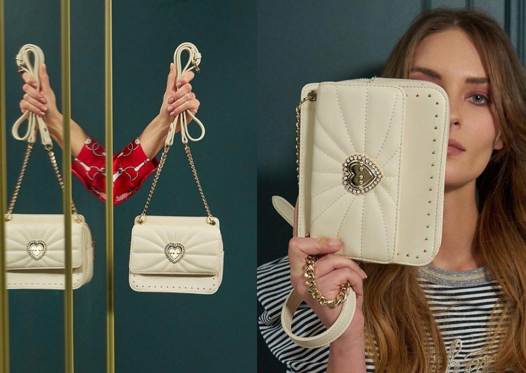Iconic Bag Motivi prezzi borsa e modelli a cuore  7b9060c2f5d4