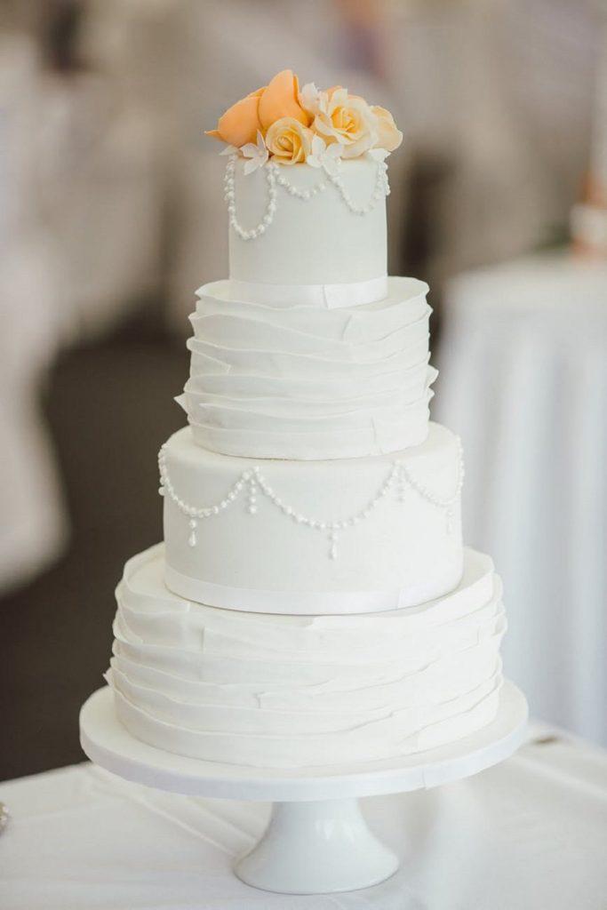 Torte Matrimonio Country Chic : Torte matrimonio gusti idee originali e trend smodatamente
