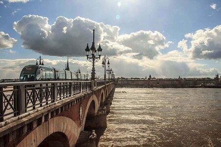 Bordeaux: un weekend di primavera